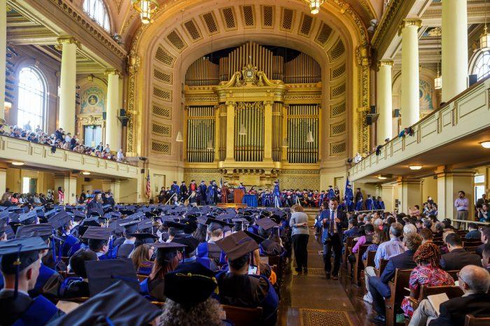 Estados Unidos: Becas Para Pasantía en Diversos Temas Yale University