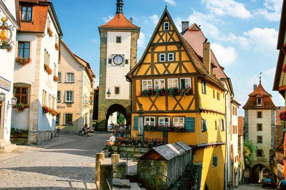 Alemania: Becas Para Posgrado en Diversos Temas Gobierno de Baviera - DAAD