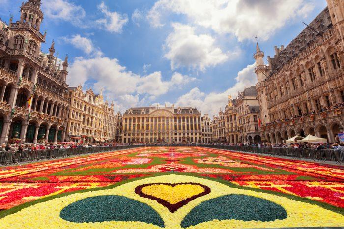 Bélgica: Becas Para Doctorado en Diversos Temas Universidad Libre de Bruselas
